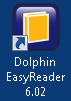 Dolpin EasyReader icon