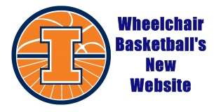 Illini Wheelchair Basketball New Website
